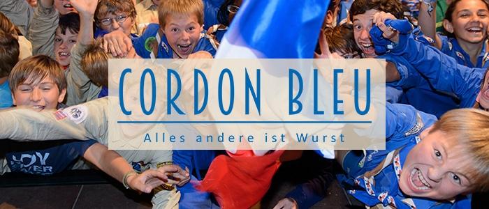 Cordon Bleu: Deutsch-französisches Sommerlager