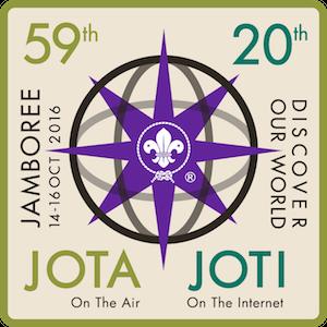 Jamboree im Pfadiheim, wie geht das denn? Na beim Jamboree on the Air/Internet (JOTA/JOTI)
