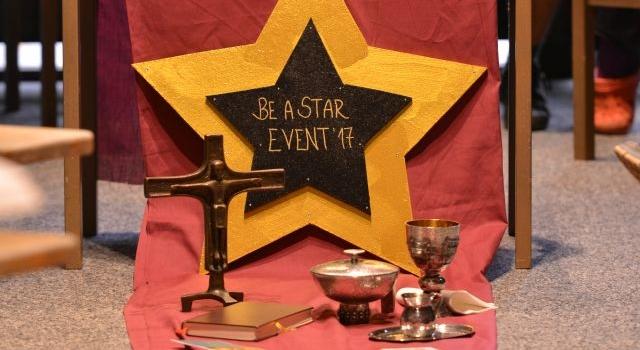 """Be a Star"" der Leiterevent 2017"