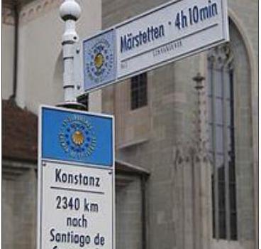 Der Weg ist das Ziel – Pilgerfahrt im Bezirk Bodensee