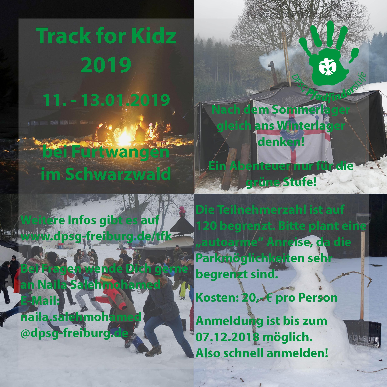 Track for Kidz 2019