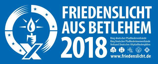 Friedenslicht 2018 – Zusammen für…!