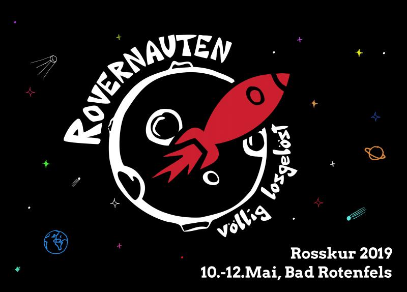 Rosskur 2019 - Rovernauten, völlig losgelöst