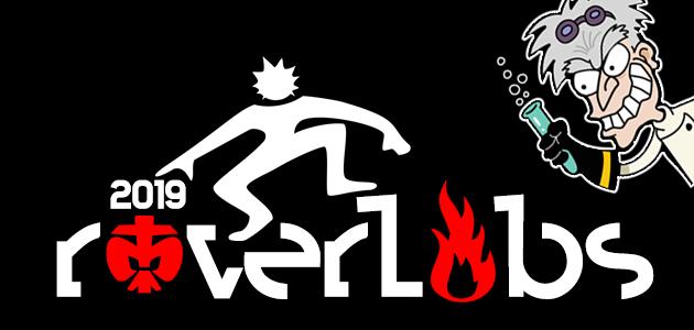 Forschungsexkursion: Roverlabs 2019