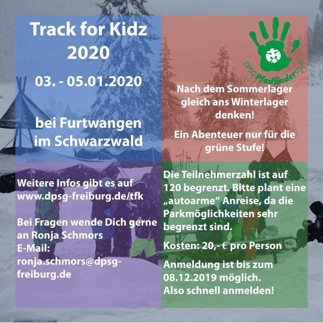 Track for Kidz 2020