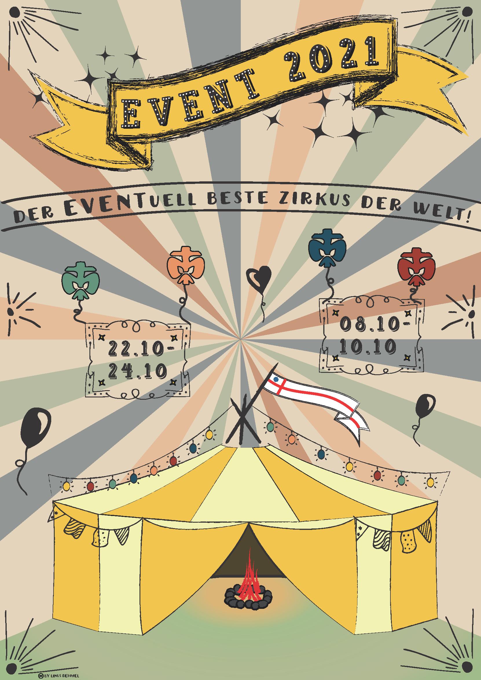 EVENT - Der EVENTuell beste Zirkus der Welt!